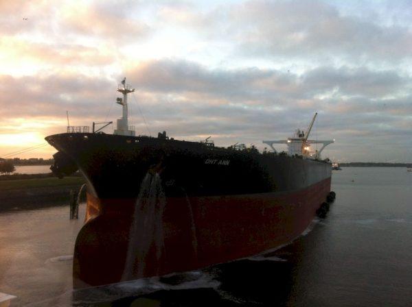 Crude Oil Tanker #1 (Copy)