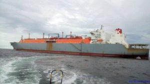 Crude Oil Tanker #1