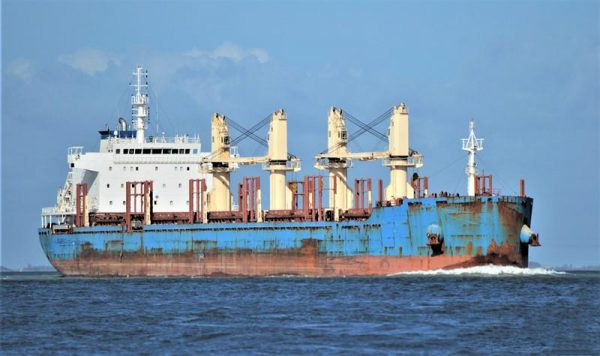 Bulk Carrier Guangdong, China JNS 135