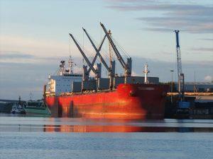 Bulk Carrier HANTONG SHIPYARD HT64-131