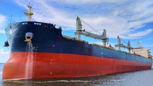 Bulk Carrier HANTONG SHIPYARD HT64-132