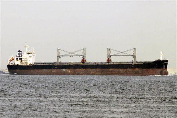 Bulk Carrier Qingshan Shipyard 367