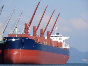 Bulk Carrier Tadotsu Shipyard S-F025
